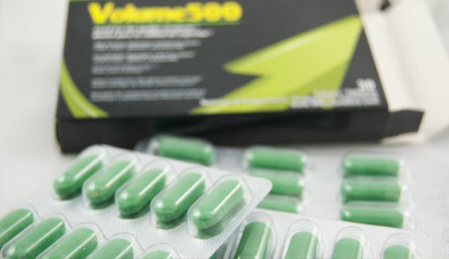 Volume 500 Tabletten